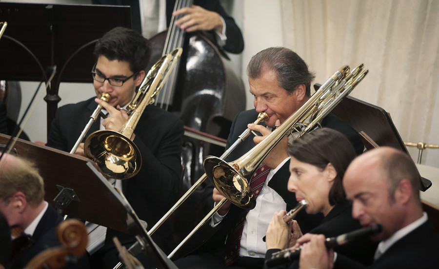 Trombones and Flutes of the Vienna Philharmonic Orchestra