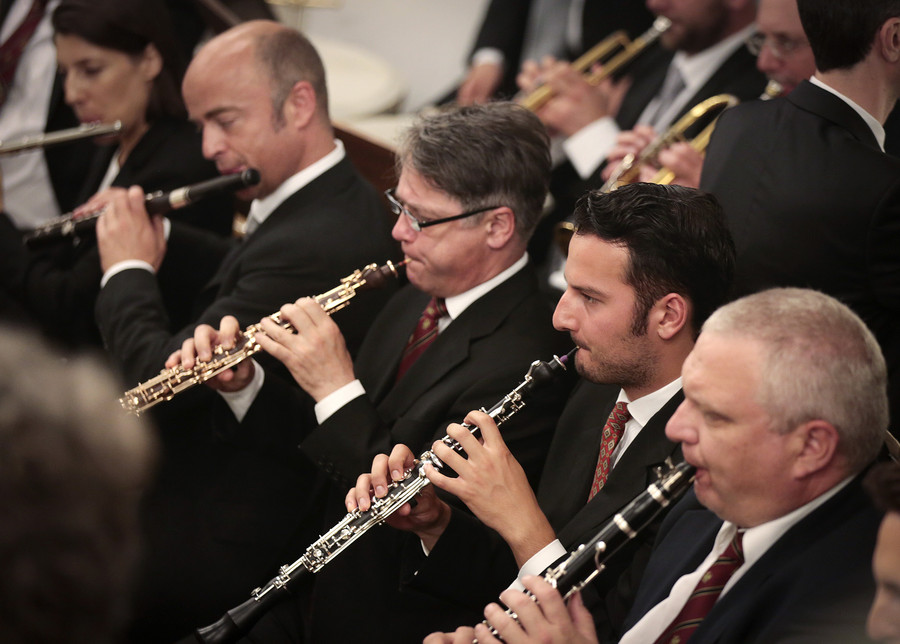 Woodwinds of the Vienna Philharmonic Orchestra