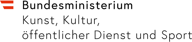 Logo Federal Ministry for Arts, Culture, the Civil Service and Sport